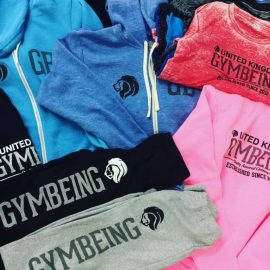 Gym Being new clothing line!
